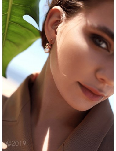 """Earrings """"Grappe"""" (prices..."""